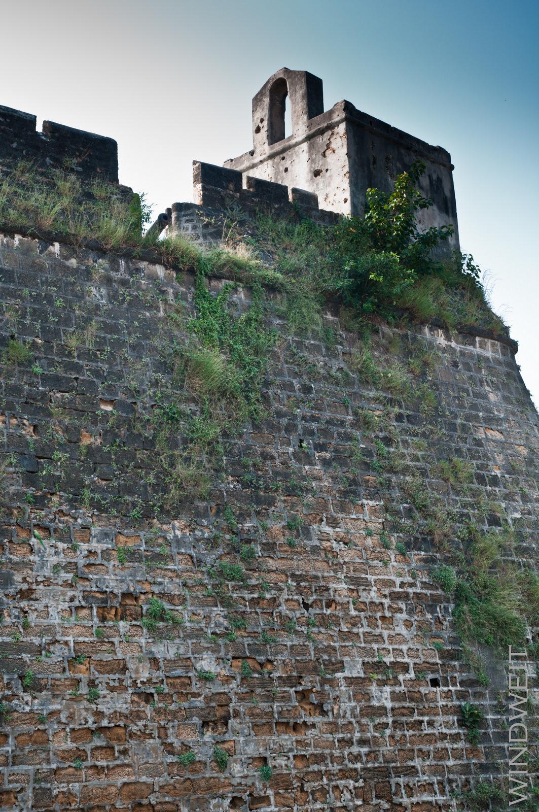 Fortmauer