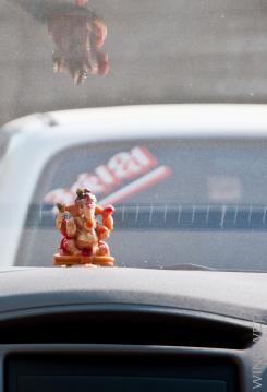 Ganesh, der Elefantengott, unser Glücksbringer